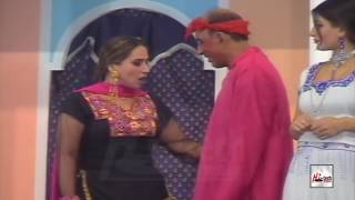Best of Tariq Tedi, Mastana & Asif Iqbal - PAKISTANI STAGE DRAMA FULL COMEDY CLIP