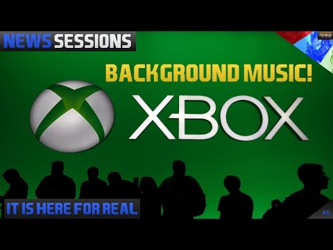 New Background Music App on Xbox One!
