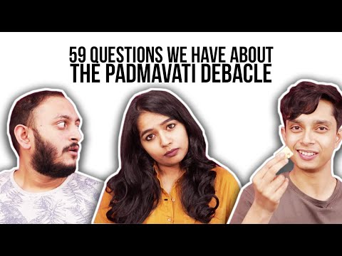 Thumbnail: 59 Questions We Have About The Padmavati Debacle