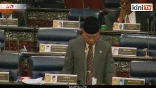 LIVE: Sidang Dewan Rakyat, 20 November  2019 (Sesi Petang)