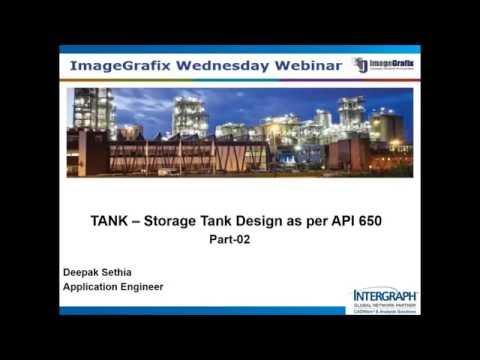 TANK – Storage Tank Design as per API 650   Part 2