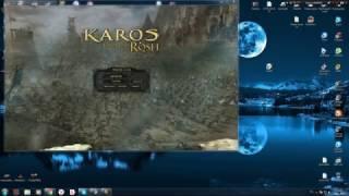 Karos Rosh - Игра на своем IP