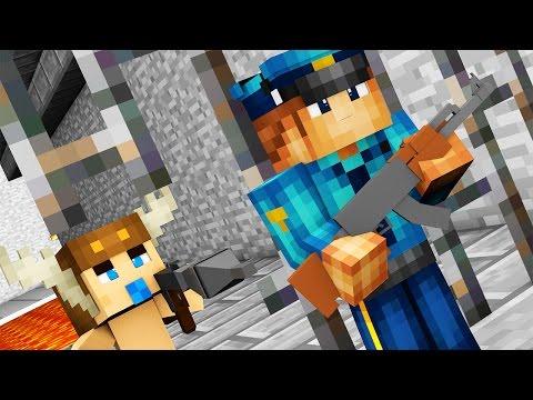 Minecraft - MooseCraft Adventures : BABY GOES TO PRISON !?