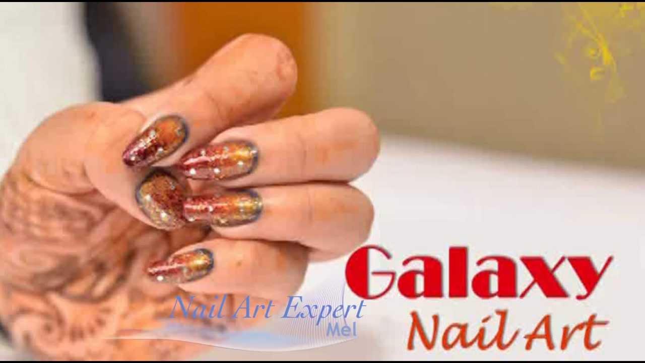 Galaxy nail art design do it yourself khoobsurati youtube galaxy nail art design do it yourself khoobsurati solutioingenieria Choice Image