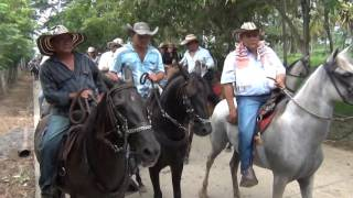 Cabalgata FESTIVAL NACIONAL E INTERNACIONAL DEL PORRO San Pelayo