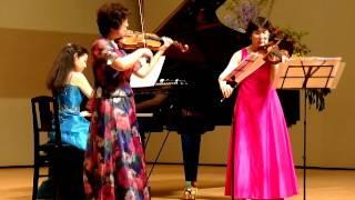 タイスの瞑想曲(ヴァイオリン・デュオ 神野優子・宮林陽子)