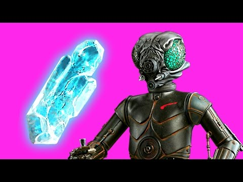 Force Arena Gameplay - 4 LOM IS HUNGRY FOR KYBER CRYSTALS!   Star Wars: Force Arena Dengar Gameplay