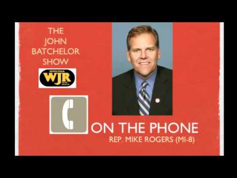 Rep. Mike Rogers (MI-8) on the 112th Congress