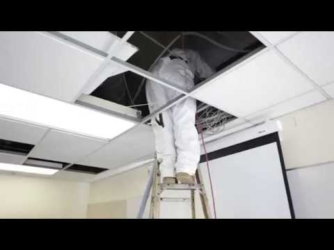Commercial, Industrial, Retail & air duct HVAC Cleaning, Irvine CA