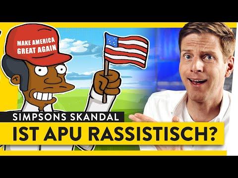 Die Simpsons vs. Political Correctness: Das Ende von Apu?   WALULIS