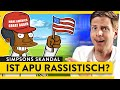 Die Simpsons vs. Political Correctness: Das Ende von Apu? | WALULIS