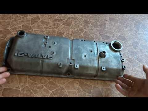 Из-за чего умирают моторы. Чистим вентиляцию картерных газов на Mazda Demio