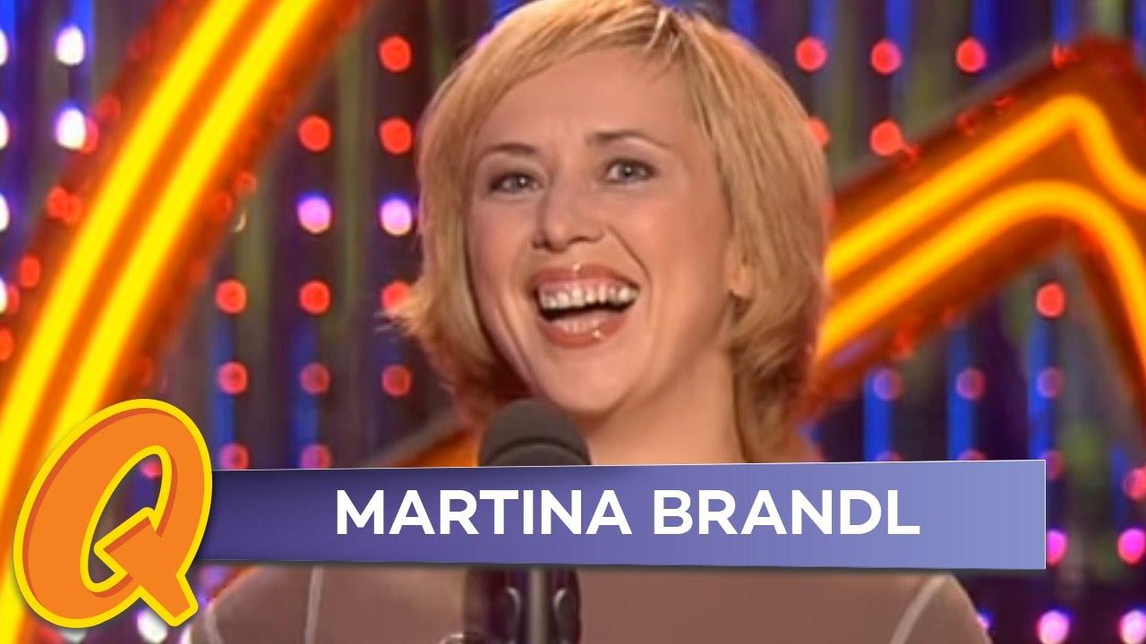 Martina Brandl: Zu viel IQ fürs Fernsehen | Quatsch Comedy Club Classics