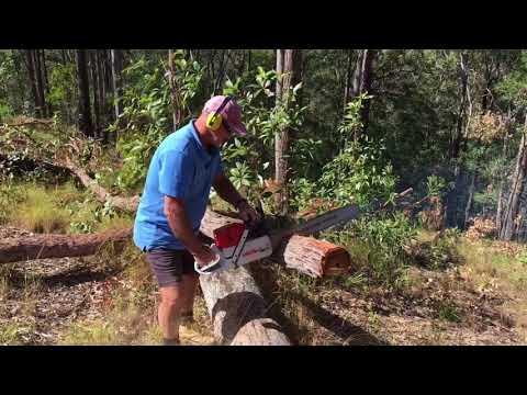 Baumr-AG SX92 chainsaw