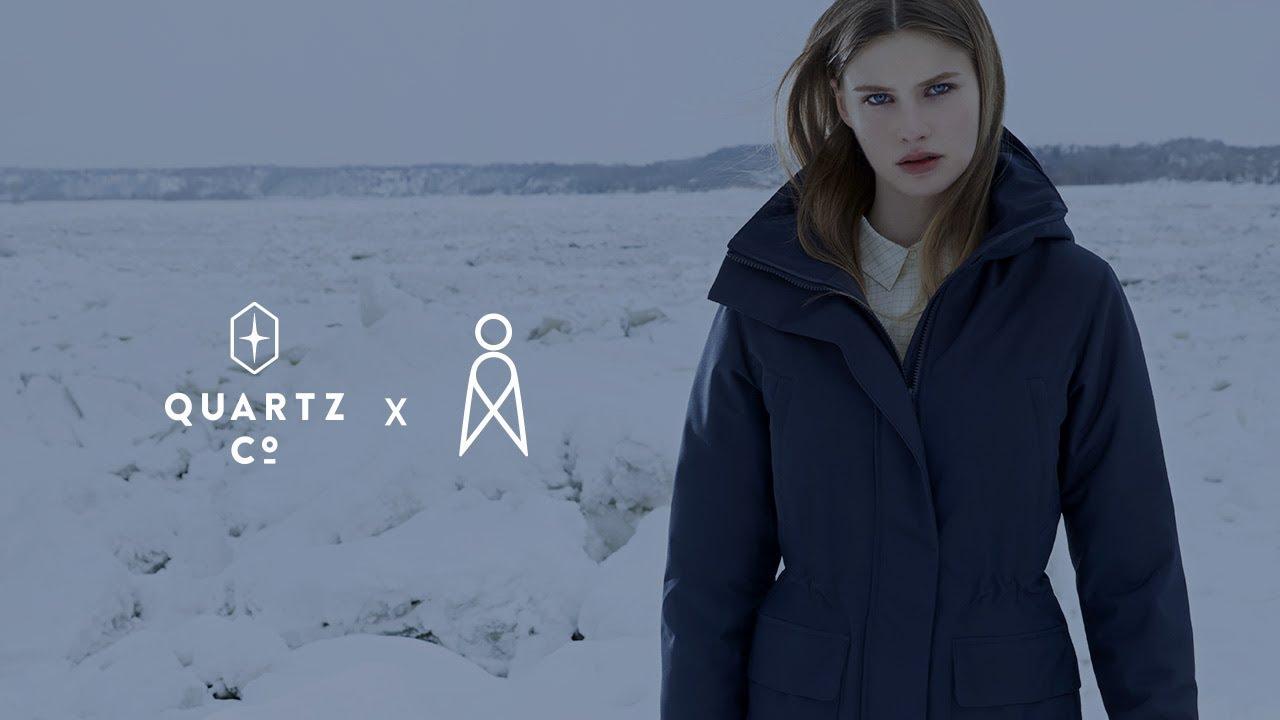 4bf469b31394e Altitude Sports x Quartz Co. FW17 - Winter Milkweed Jackets - YouTube