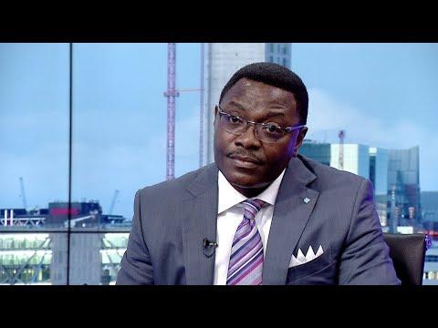 Mr. Obeahon Ohiwerei, Keystone Bank - International Banker