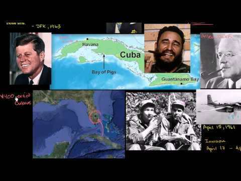 3. Bay of Pigs Invasion