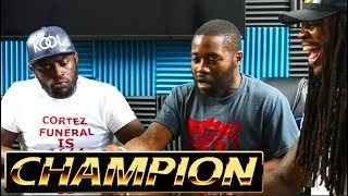 VODKA & FRANK WIT DA GRIPPAZ + STIZZ TALK PHILLY SCENE + HISTORY | CHAMPION