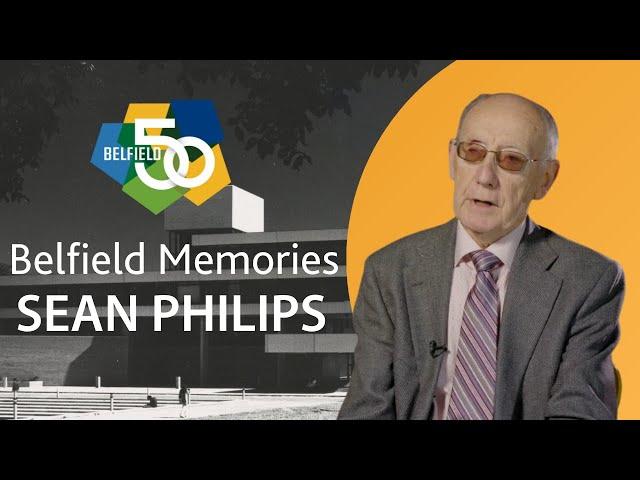 Belfield Memories - Sean Phillips