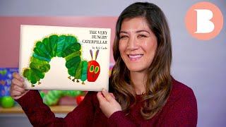The Very Hungry Caterpillar - Read Aloud Picture Book | Brightly Storytime