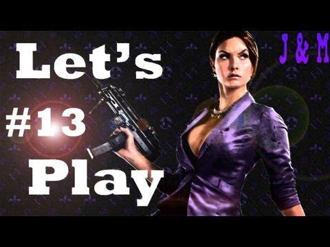 Let's Play SAINT ROW 4  épisode 13 FR HD