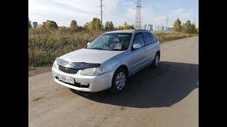 Японская классика -Mazda Familia S-Wagon