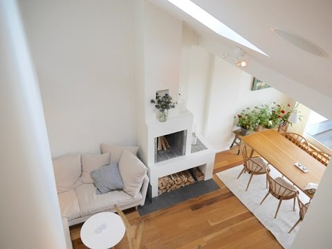 Duplex 2-bedroom apartment for rent in Stockholm ID 8120