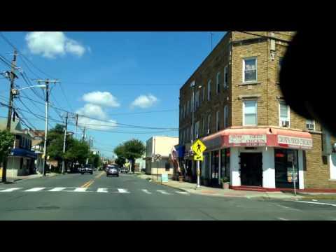 Driving around my Neighborhood in Newark, New Jersey