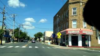 Driving around my Neighborhood in Newark, New Jersey