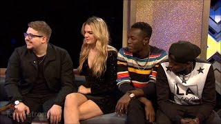 The Xtra Factor UK 2015 Live Shows Week 7 Finals Interview with the FInalists Full