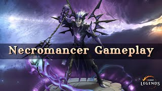 Magic: Legends Necromancer Gameplay