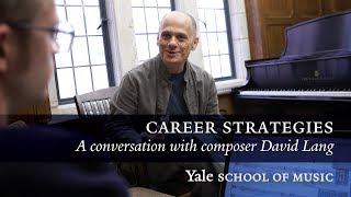Career Strategies David Lang