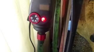 Внешний проточный нагреватель HYDOR.