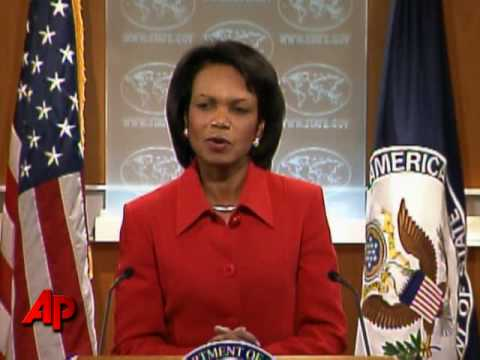 Rice Congratulates Obama on Victory