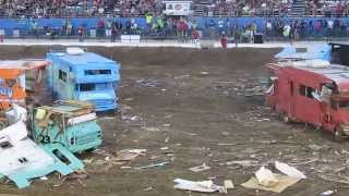 OC Fair RV Demolition Derby