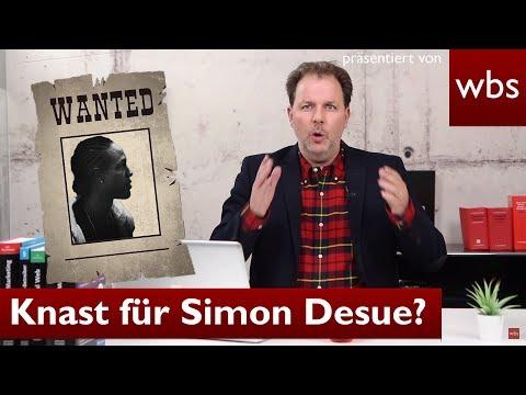 Simon Desue in den Knast? Polizei ermittelt wegen Darknet-Falschgeld | RA Christian Solmecke