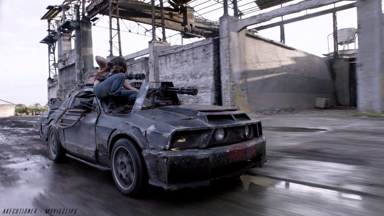 Death Race 2 | Race Battle [2010]