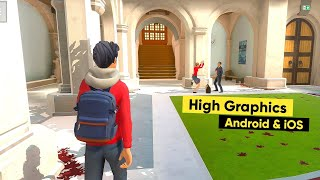 Top 10 New High Graphics Games For Android & iOS 2020 | Best High Graphics Games for Android #2