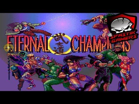 ÇOCUKLUĞUMUZUN SEGA OYUNLARI : Eternal Champions