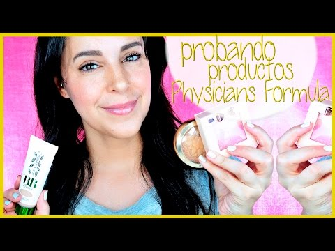 Probando productos de Physicians Formula | Silvia Quiros Makeup