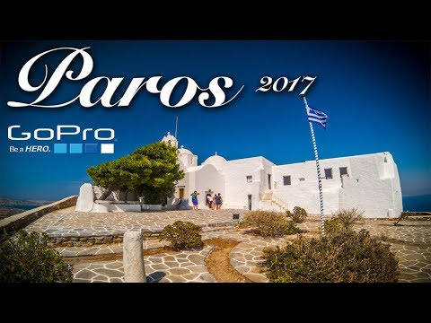 Paros 2017 | Summer Travel | GoPro Hero 5 | Greece
