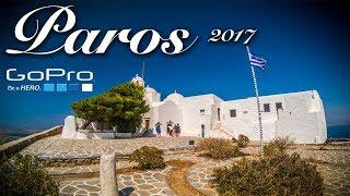 Paros 2017 | Summer Travel | GoPro Hero 5 | Greece