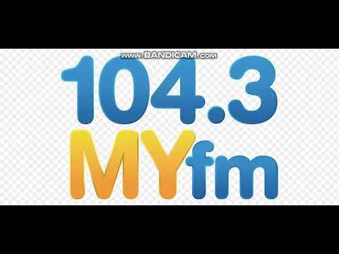"KBIG ""1043 My FM"" Station ID June 16 2019 12:04pm"