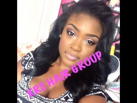 Krs hair group knatural coarse clip in extensions youtube pmusecretfo Choice Image