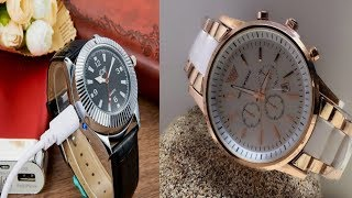 watch For boys/stylish watch for watch's lover 2019/Men watch⌚️