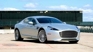 2015 Aston Martin Vanquish & Rapide S: Review & Driving Experience