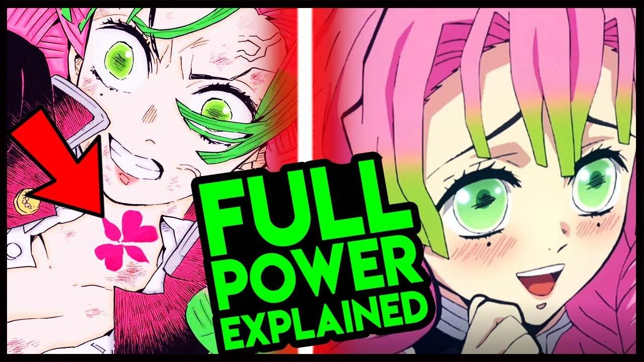 Download How Strong is Mitsuri Kanroji? (Demon Slayer / Kimetsu no Yaiba Full Power Explained)