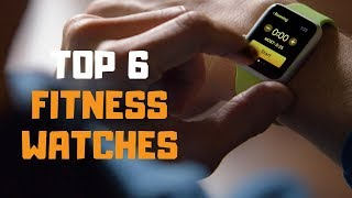 Best Fitness Watch in 2019 - Top 6 Fitness Watches Review