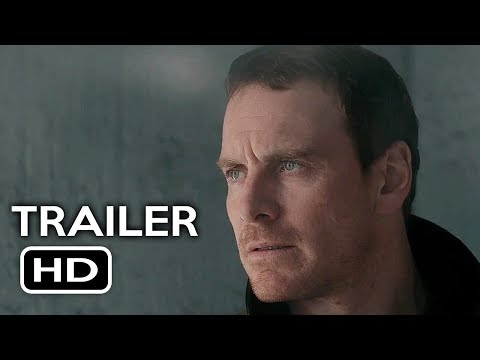 The Snowman Official International Trailer #1 (2017) Michael Fassbender Thriller Movie HD