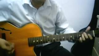 Dung buoc giang ho - Guitar K'K